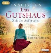 Das Gutshaus - Zeit des Aufbruchs, 2 MP3-CD Cover