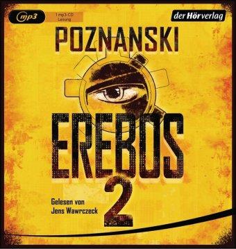 Erebos 2, 1 MP3-CD