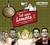 Tod unter Lametta 2, 2 Audio-CD Cover