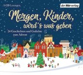 Morgen, Kinder, wird's was geben, 1 Audio-CD Cover