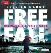 Freefall - Die Wahrheit ist dein Tod, 2 Audio-CD, MP3