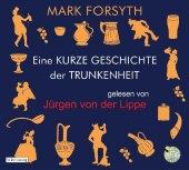 Eine kurze Geschichte der Trunkenheit, 5 Audio-CDs Cover