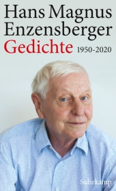 Gedichte 1950-2020 Cover