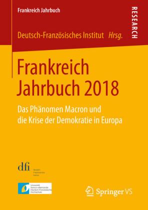 Frankreich Jahrbuch 2018
