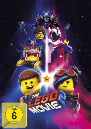 The LEGO Movie 2, 1 DVD