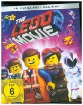 The LEGO Movie 2 4K, 1 UHD-Blu-ray + 1 Blu-ray