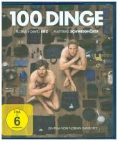 100 Dinge, 1 Blu-ray Cover