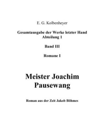 Meister Joachim Pausewang