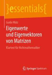 Eigenwerte und Eigenvektoren von Matrizen