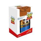 Toy Story Woody, Becher und Socken Set