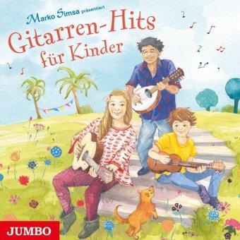 Gitarren-Hits für Kinder, 1 Audio-CD