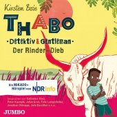 Thabo. Detektiv & Gentleman - Der Rinder-Dieb, 1 Audio-CD Cover