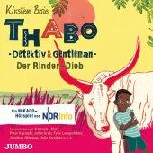 Thabo. Detektiv & Gentleman - Der Rinder-Dieb, 1 Audio-CD