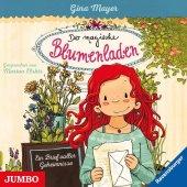 Der magische Blumenladen - Ein Brief voller Geheimnisse, 1 Audio-CD Cover