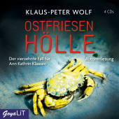 Ostfriesenhölle, 4 Audio-CDs Cover