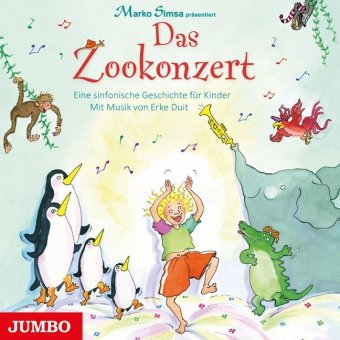 Das Zookonzert, 1 Audio-CD
