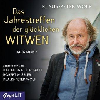 Das Jahrestreffen der glücklichen Witwen, 1 Audio-CD