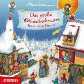 Das große Weihnachtskonzert für die ganze Familie, 1 Audio-CD Cover