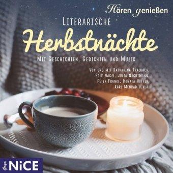 Literarische Herbstnächte, 1 Audio-CD