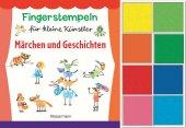 Fingerstempeln für kleine Künstler - Märchen und Geschichten