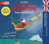 Der kleine Drache Kokosnuss feiert Weihnachten, 1 Audio-CD Cover
