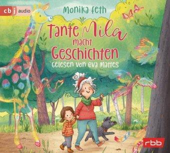 Tante Mila macht Geschichten, 1 Audio-CD