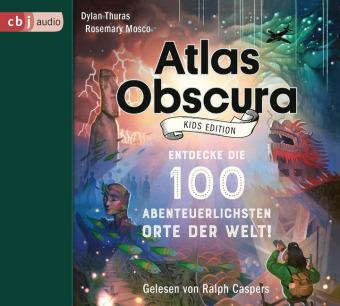 Atlas Obscura Kids - Kids Edition, 3 Audio-CDs