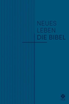 Neues Leben. Die Bibel - NLB., Standardausgabe, Kunstleder blau