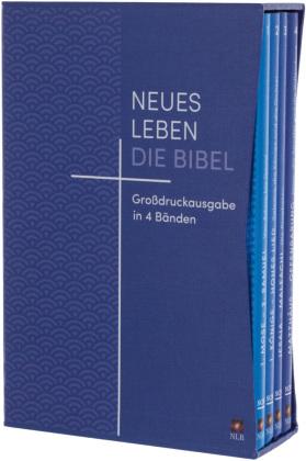 Neues Leben. Die Bibel - NLB., Großdruckausgabe