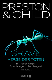 Grave - Verse der Toten Cover