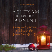 Achtsam durch den Advent Cover