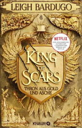 King of Scars Cover