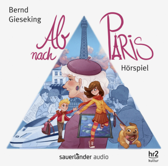 Ab nach Paris!, 1 Audio-CD