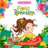 Flora Botterblom - Die Wunderpeperoni, 3 Audio-CDs