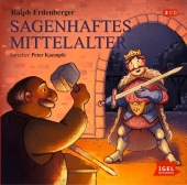 Sagenhaftes Mittelalter, 2 Audio-CD Cover