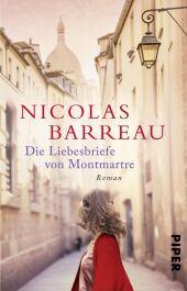 Die Liebesbriefe von Montmartre Cover