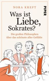 Was ist Liebe, Sokrates? Cover
