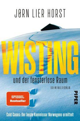 Cover des Mediums: Wisting und der fensterlose Raum