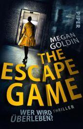 The Escape Game - Wer wird überleben? Cover