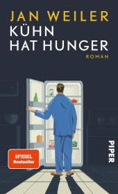 Kühn hat Hunger Cover