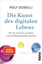 Die Kunst des digitalen Lebens Cover