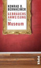 Gebrauchsanweisung fürs Museum Cover