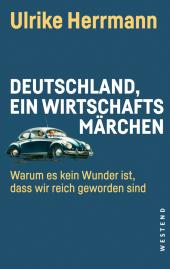 Deutschland, ein Wirtschaftsmärchen Cover