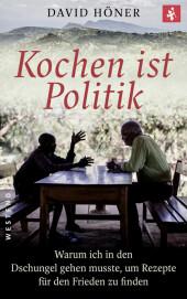 Kochen ist Politik Cover