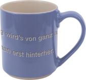Astrid Lindgren-Helden. Becher Tasse blau