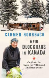 Mein Blockhaus in Kanada Cover