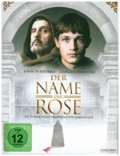 Der Name der Rose, 3 DVD Cover