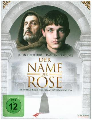 Der Name der Rose, DVD