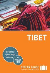Stefan Loose Travel Handbücher Reiseführer Tibet Cover