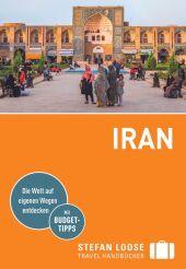 Stefan Loose Travel Handbücher Reiseführer Iran Cover